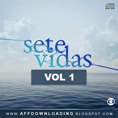 CD Trilha Sonora – Sete Vidas Vol. 1 – 2015