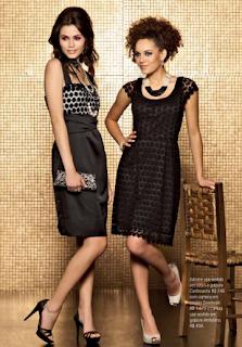 Vestidos de NocheVieja 2012 elegantes