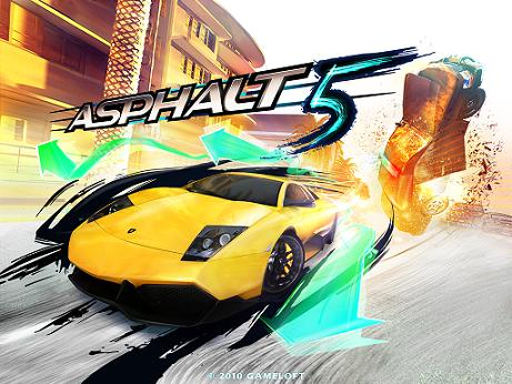 Hd Mobile Games Asphalt 5 Hd