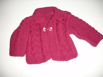 chaquetitas para niñas