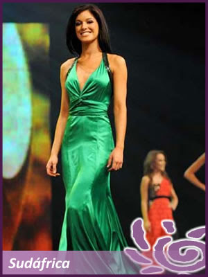 Miss South Africa, Michelle Gildenhuys