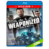 Weaponized (2016) BRRip 720p Audio Dual Latino-Ingles