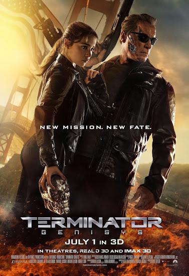 ตัวอย่างหนังใหม่ : Terminator: Genisys (ฅนเหล็ก: มหาวิบัติจักรกลยึดโลก) ซับไทย poster 4