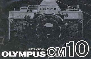 poster kamera olympus om-10