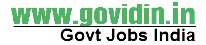Govt Jobs India 2019-20 Latest Vacancy Recruitment Notification