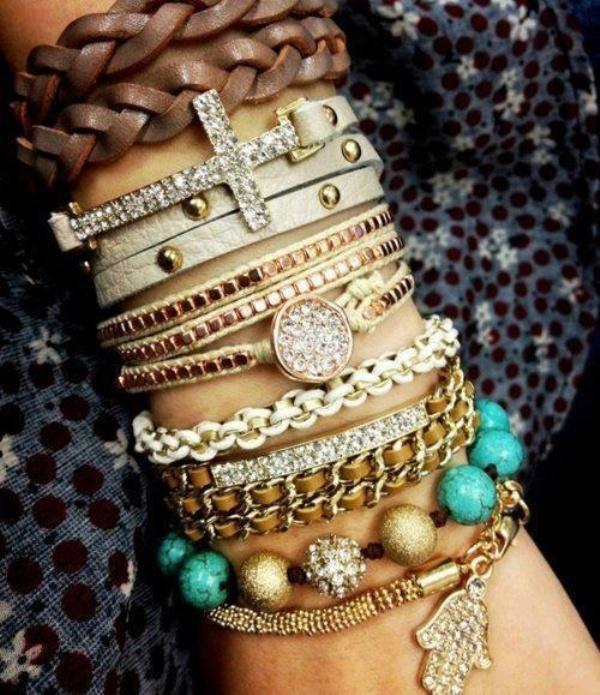 Bracelets Bunch