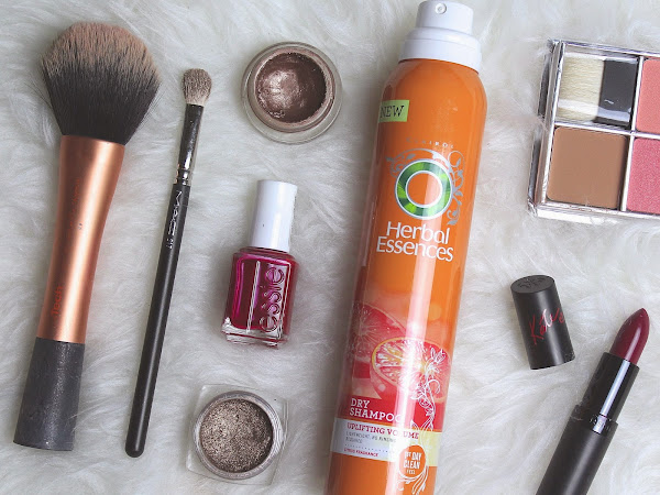 My Autumn Beauty Must-Haves!