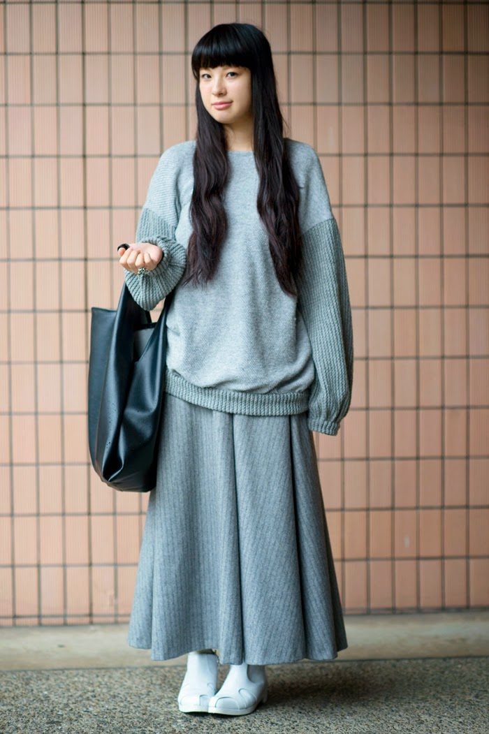 Flashback Six Inspired Looks From Tokyo Fashion Week Style Whimsical