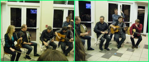 the getty band jam session