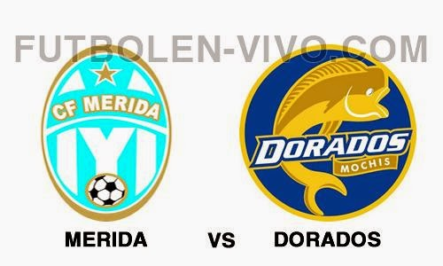Merida vs Dorados