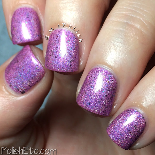 Glam Polish - Think Pink Trio - McPolish - It's A Secret