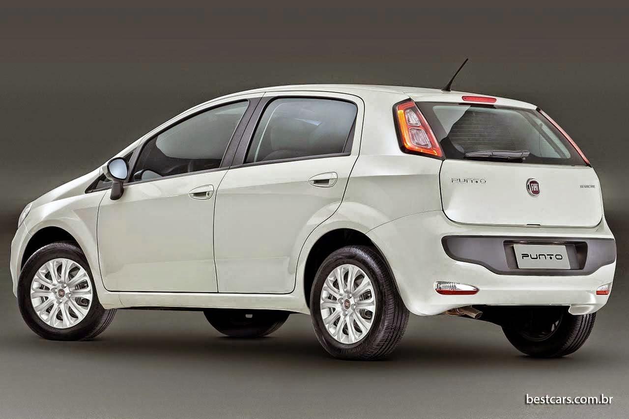 Fiat Punto 2015 - Preço  Consumo  Seguro  Opiniões