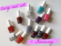 Duri nail polish set giveaway