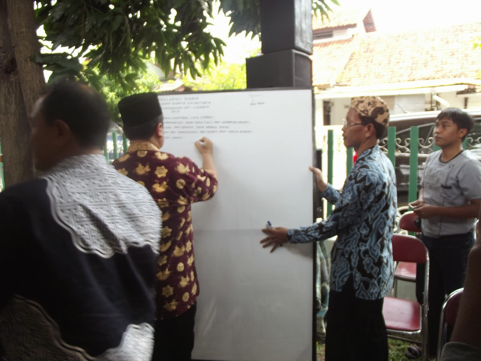 Deklarasi Cinta Budaya Nusantara