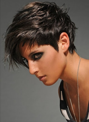 Fall 2011 Short Haircut Trends-by Befurt Academy Hair