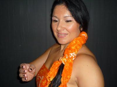 actuacion de kai danzas