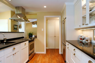 Notions in design for Updated galley kitchen photos