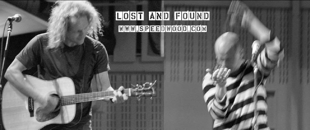 LOST      AND      FOUND                                                george's tour blog