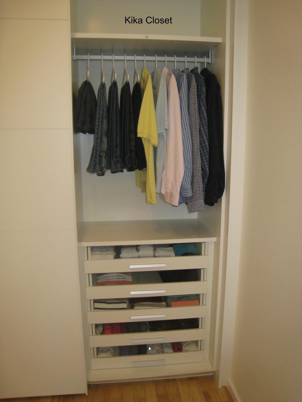 Armario De Banheiro Planejado ~ Kika Closet Armário feminino e um pouco de masculino