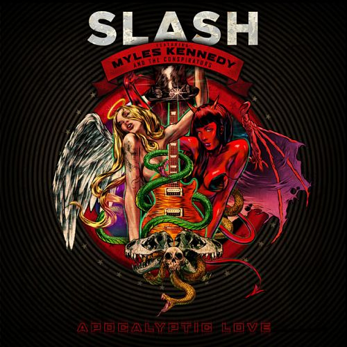 Slash - Apocalyptic Love (Deluxe Edition) 2012-MFA
