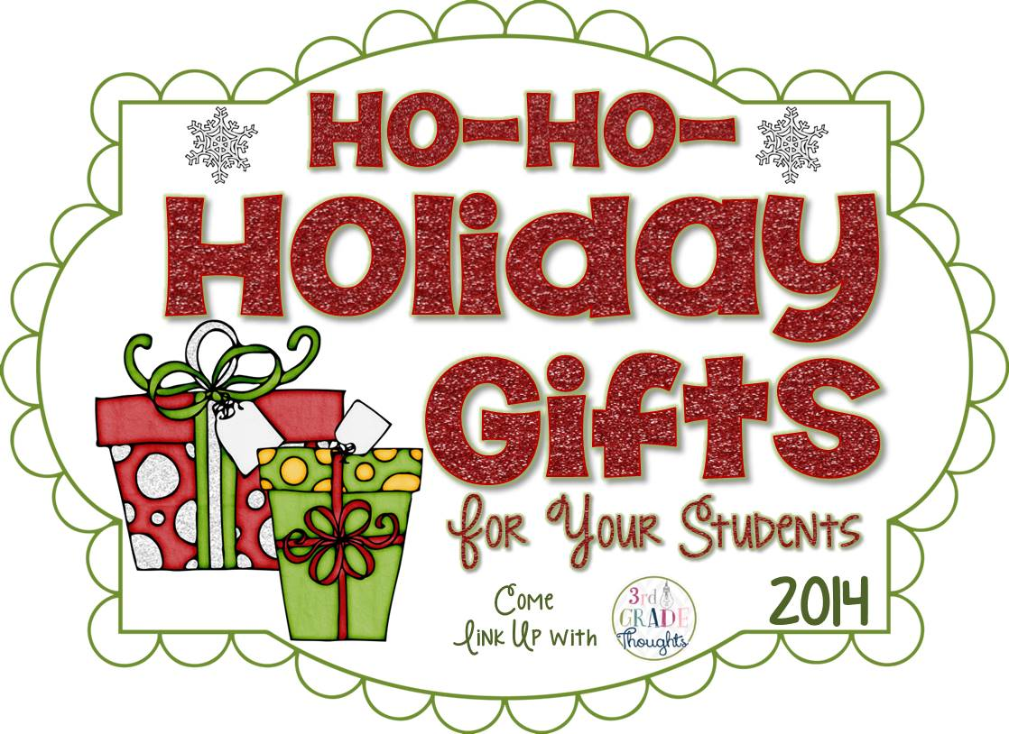 Ho ho holiday printouts to color - Ho Ho Holiday Gifts For Your Students 2014 Link Up