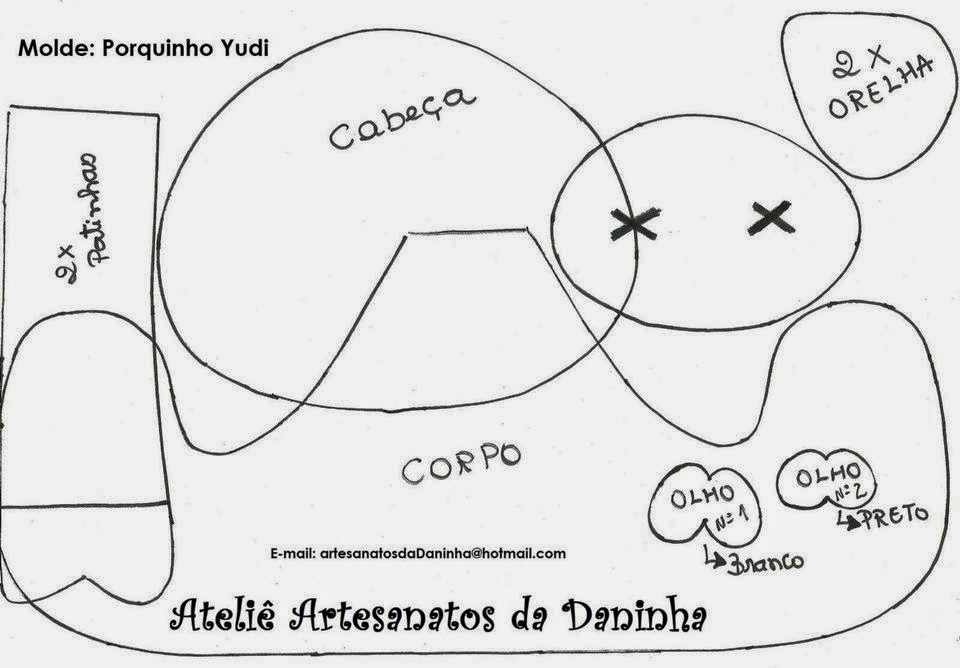 Mueble Joyero Ikea ~ BICHINHOS FELTRO MOLDES ARTESANATO EM GERAL Bloglovin u2019