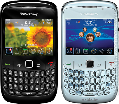 Thema BlackBerry 8520 Curve.