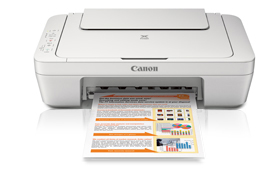 Canon PIXMA MG2520 Drivers Download