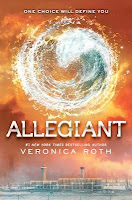 bookcover of ALLEGIANT (Divergent series #3) by Veronica Ross