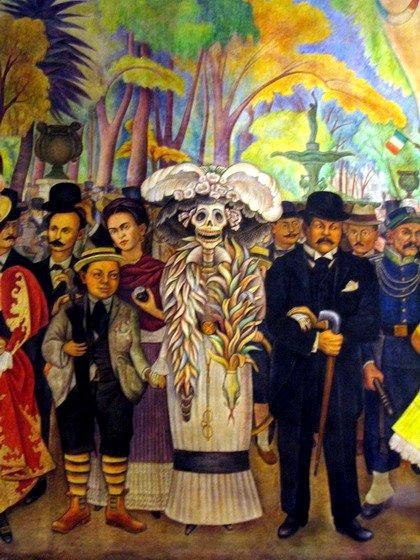 obras de diego rivera. Obra de Diego rivera.