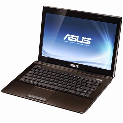 Laptop Asus a43e