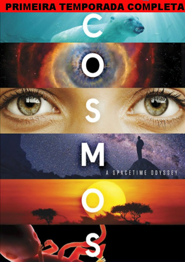 Cosmos – A spacetime Odyssey – 1º Temporada (2010) Blu-Ray 720p Download Torrent Dublado