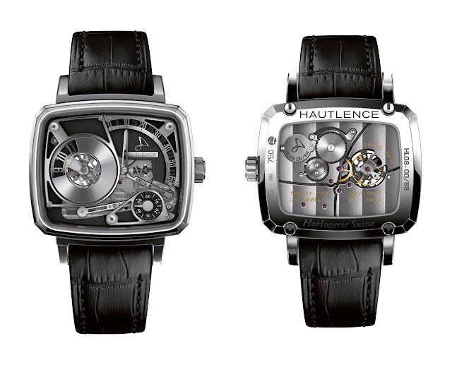 Hautlence HL08 watch