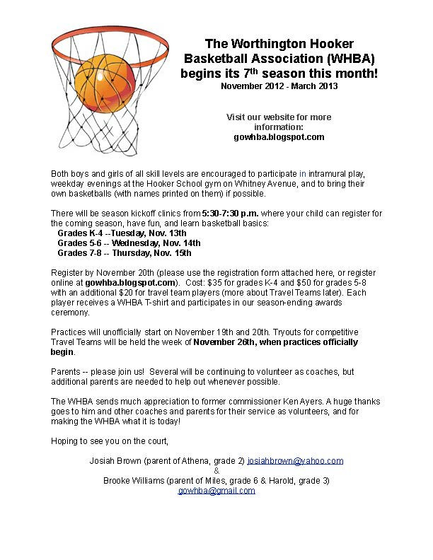 Worthington hooker basketball association gowhbaatgmail official flyer and paper registration form pronofoot35fo Choice Image
