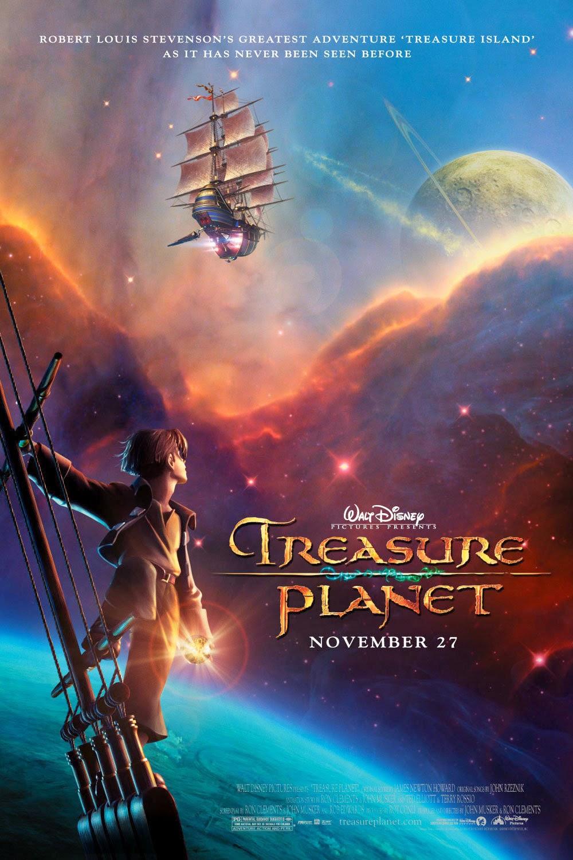 ดูการ์ตูน Treasure Planet ผจญภัยล่าขุมทรัพย์ดาวมฤตยู