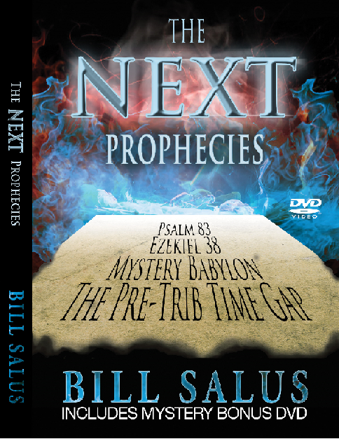 THE NEXT PROPHECIES DVD HAS ARRIVED!