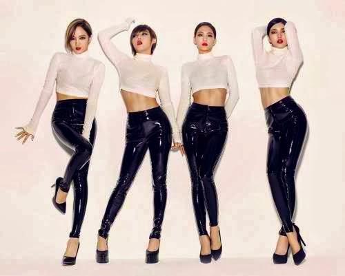 miss A reveals BTS videos for 'Hush' MV & album jacket photo shoot
