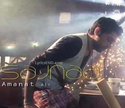 Sajna Lyrics - Amanat Ali 2015