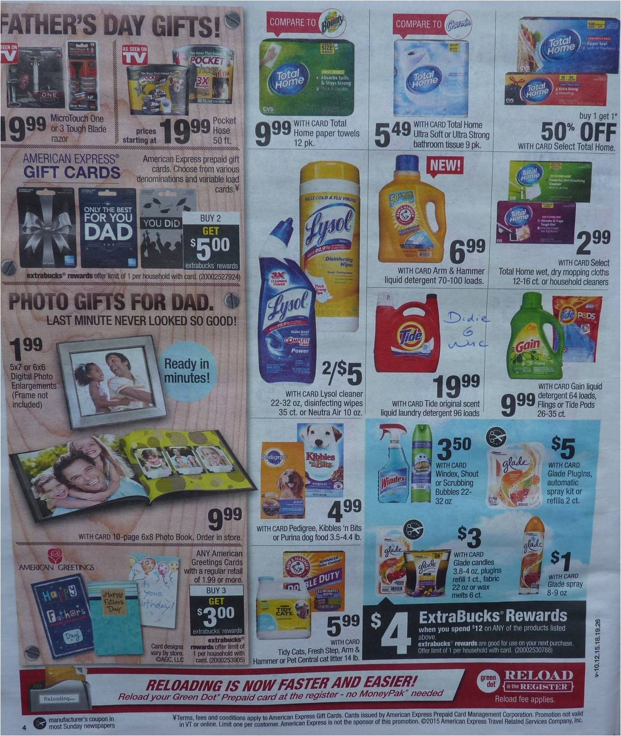 Simply cvs cvs ad scan preview for the week of 61415 also check for coupons to attach to your cvs extra care card thru savingstar the smart and simple way to save on your groceries and online shopping kristyandbryce Choice Image