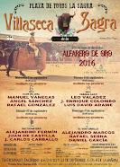 """Manolo Vanegas, anunciado en el Älfarero de oro"""" de Villaseca de la Sagra, el 07/09."""