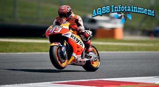 Wacana pemakaian sasis motor tahun 2014 akan direalisasikan Marc Marquez di MotoGP Belanda. Marquez merasa sasis tersebut akan memberinya risiko crash yang lebih kecil.