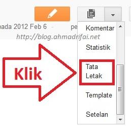 Cara Pasang Widget Recent Comments + Gravatar Di Blogger (http://blog.ahmadrifai.net)