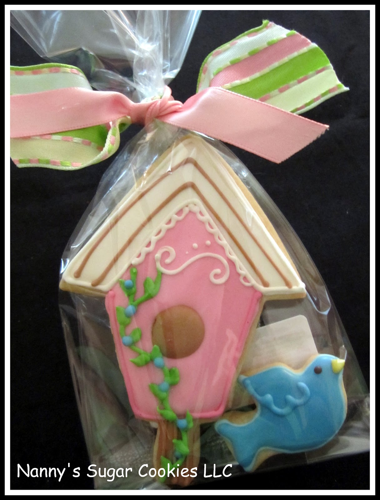 Nanny\'s Sugar Cookies LLC: March 2012