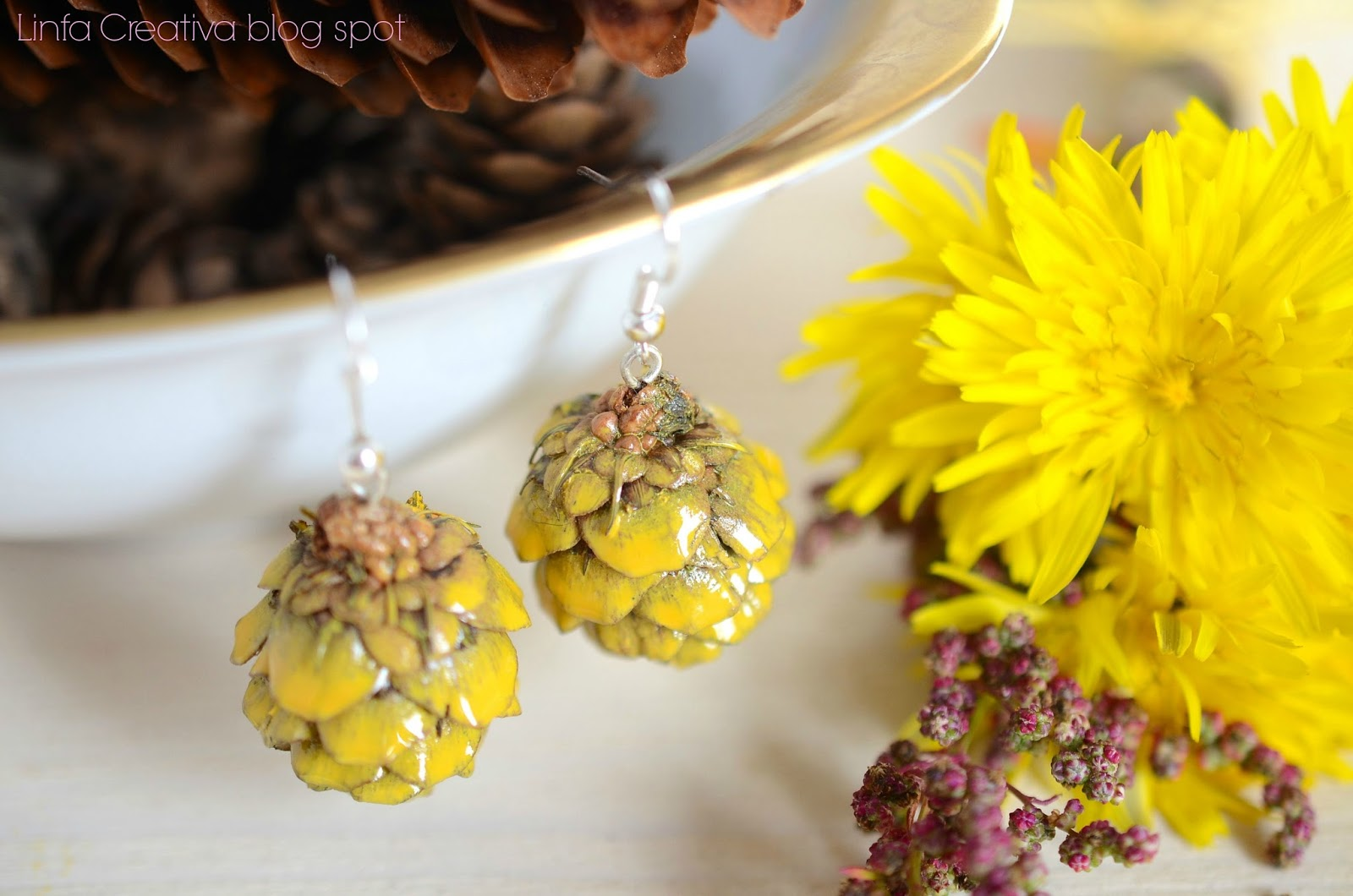 eco-earrings
