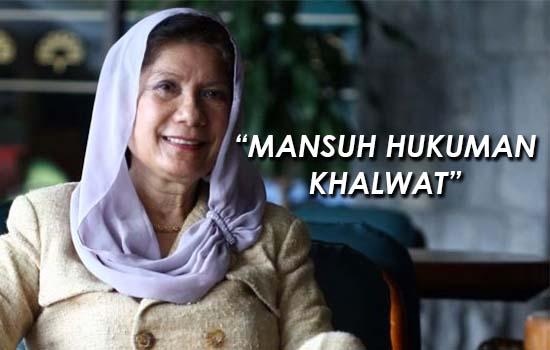 Alasan Datuk Farida Agar Hukuman Khalwat Dimansuh