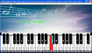 Baby Computer Piano: Mengajarkan Piano Sejak Dini | Free Software