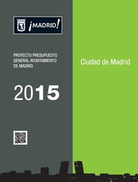 Presupuestos 2015
