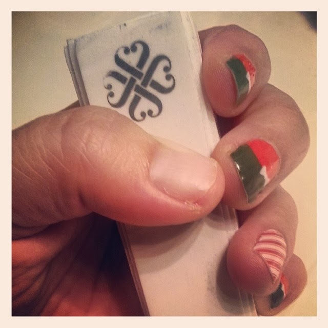 Ideas From a Busy Bee: Jamberry Giveaway