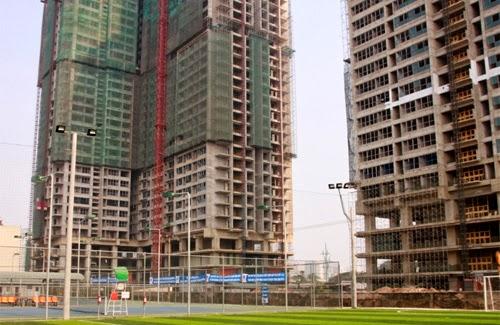 Nhiều dự án chung cư có hiện tượng khan hàng
