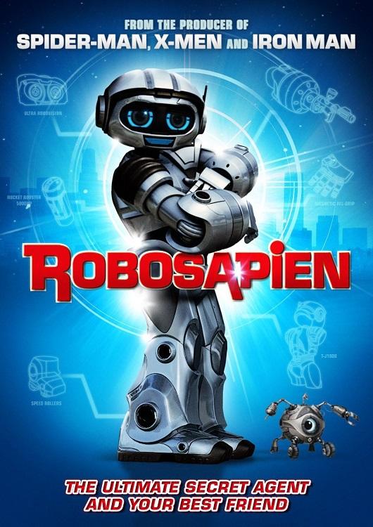 Chú RoBot Siêu Việt - Robosapien: Rebooted (Cody the Robosapien) - 2013